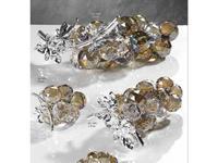 DC: Uva: статуэтка  Виноградная гроздь (кристаллы)