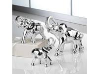 DC: Elefante: статуэтка  Слон (серебро)