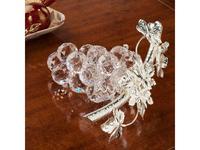 DC: Primula: статуэтка  Виноград (серебро, кристаллы)