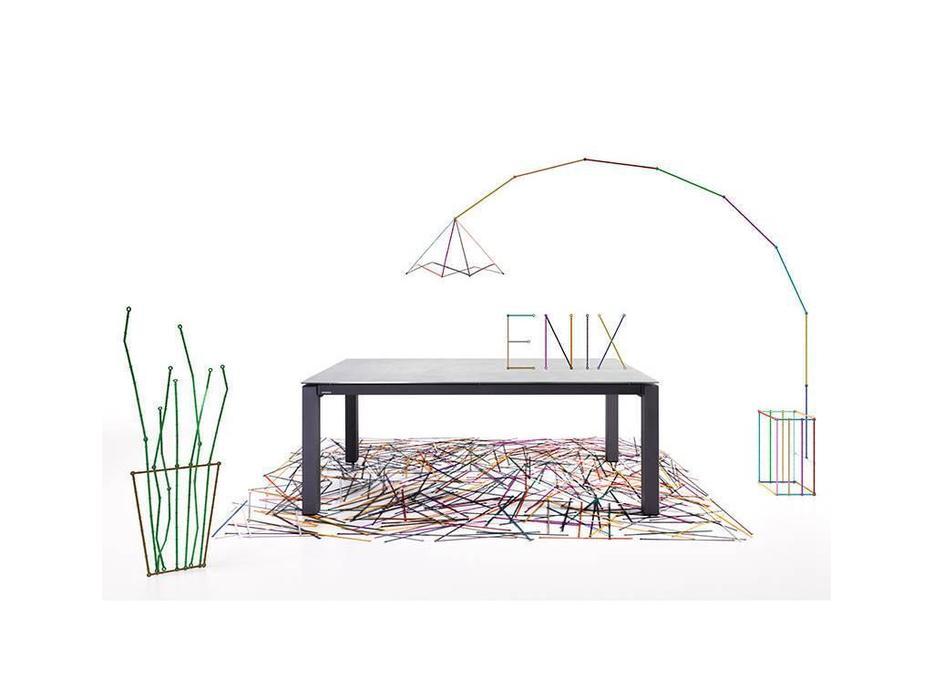 Mobliberica: Enix: стол обеденый  раскладной (керамика)