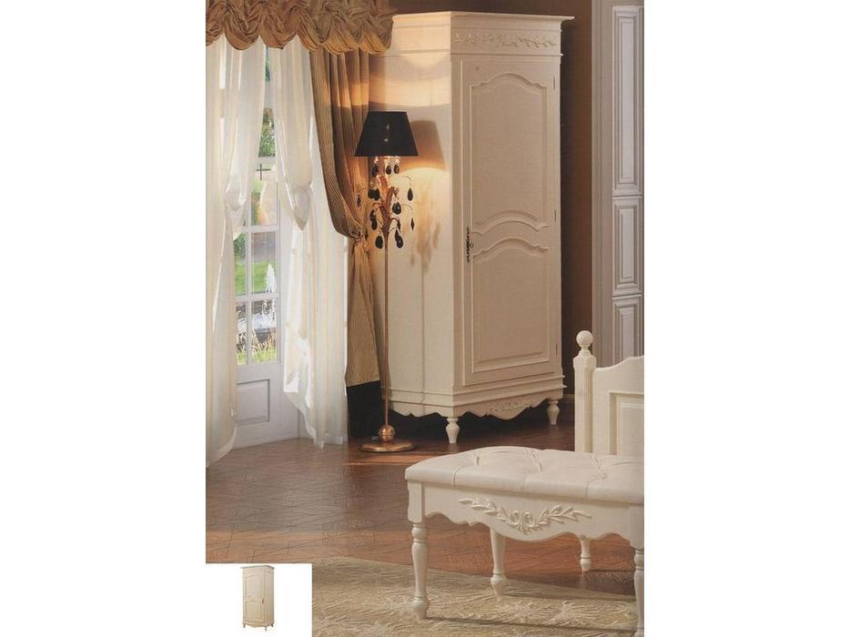 Bianca Ferrari: Provence: шкаф 1-дв.  левый (слоновая кость)