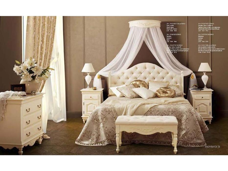 Bianca Ferrari: Provence: спальная комната (слоновая кость)