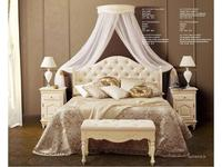 Bianca Ferrari: Provence: кровать 160х200  с низ.изножьем (слоновая кость)