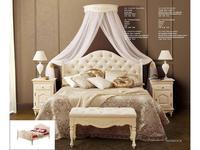 Bianca Ferrari: Provence: кровать 160х200  с выс.изножьем (слоновая кость)
