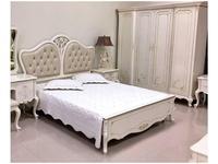 AV: Бланш: кровать 180х200  (слоновая кость)
