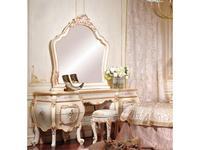 AV: Лайма: стол туалетный  с зеркалом (слоновая кость)