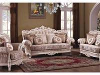 AV: Poseydon: диван 3-х местный  (аворио, ткань)
