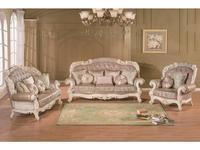 AV: Romano: комплект мягкой мебели  (аворио, ткань)