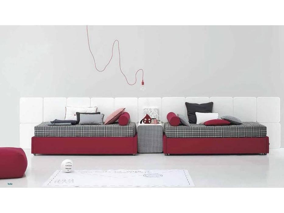Twils: Max: кровать 80х190  с подъемным механизмом (ткань кат.В)