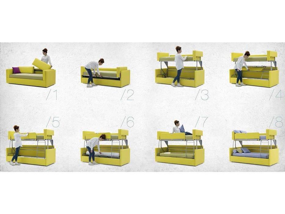 Twils: Castel: диван-кровать  (ткань кат.С)