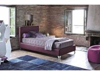 Twils: Max: кровать 90х200  (ткань кат.В)
