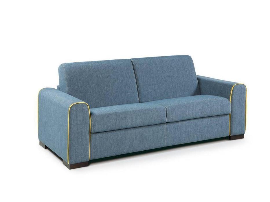 Cubo Rosso: Corallo: диван 3-х местный раскладной  (ткань)