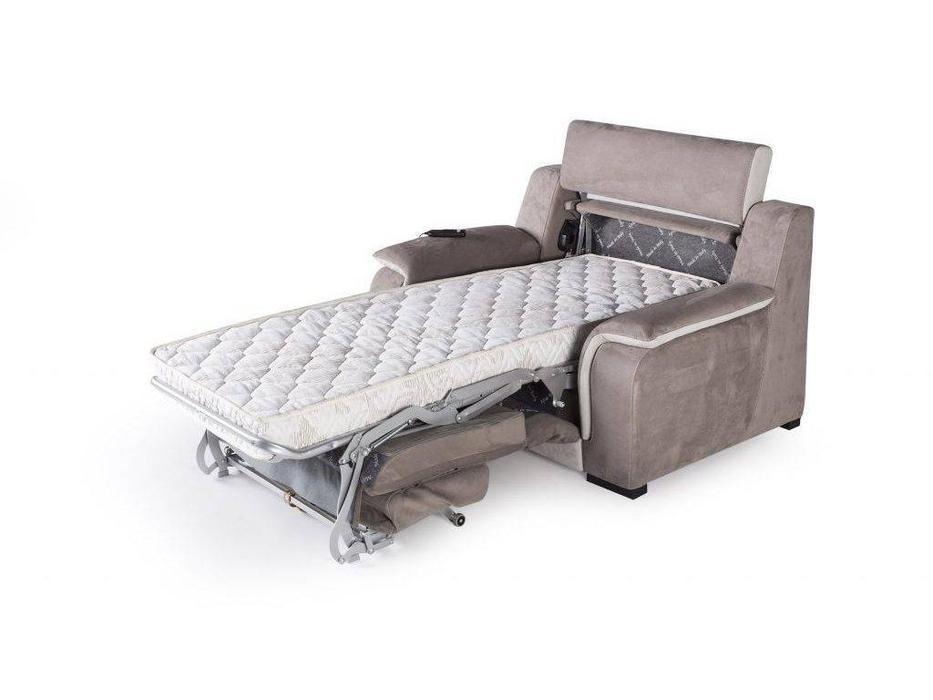 Cubo Rosso: Optimus: кресло-кровать  cat.А (желтый)