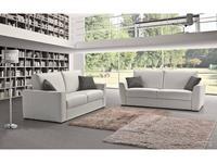 Bruma: Rekord: диван 3-м  с раскладушкой (ткань)
