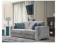 Bruma: Doge: диван 3-м  с раскладушкой (ткань)