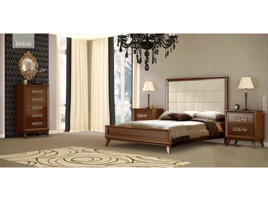 Lino: Helios: спальная комната  (орех)