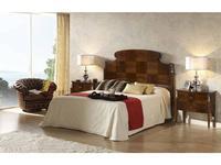 Lino: Dafne: кровать 180х200  (грецкий орех 83)