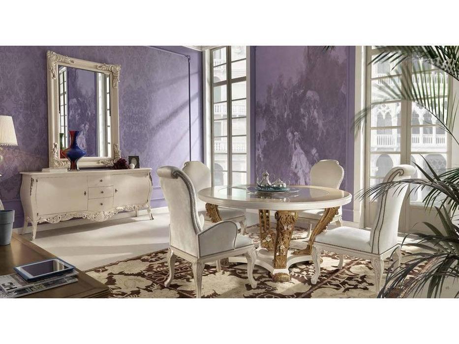Stella Del Mobile: Le Rose: стол  (blanco)