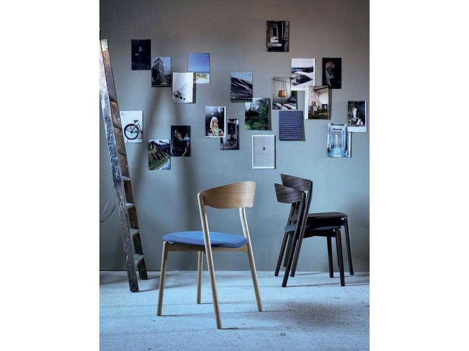 Miniforms: Tube Chair: стул  (орех)