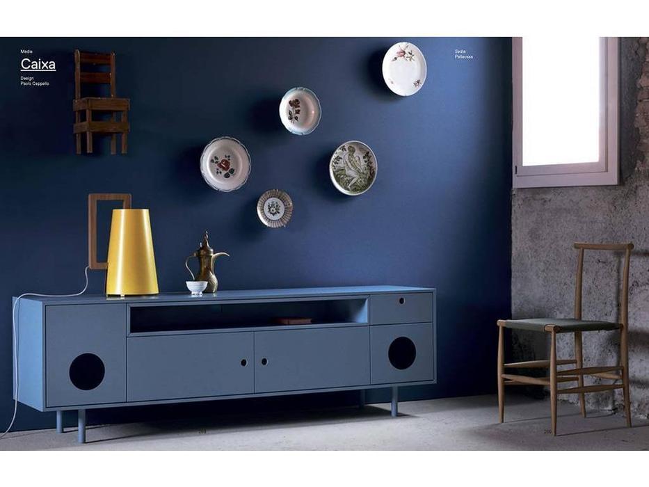 Miniforms: Caixa: тумба под телевизор  (синий)
