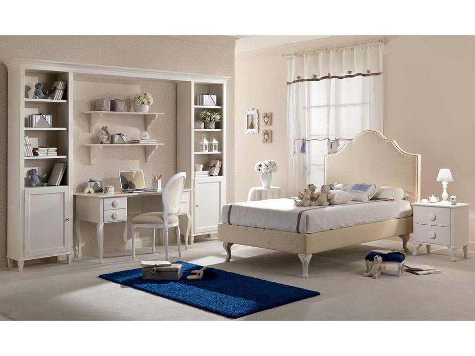 Piermaria: Franke: детская комната (белый, ткань)