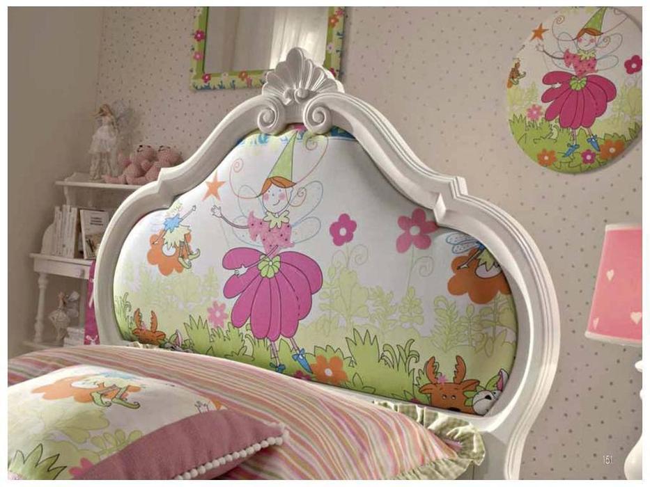 Piermaria: Driade: детская комната (слоновая кость, ткань)