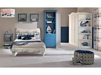 Piermaria: Margaret: детская комната (синий, ткань)