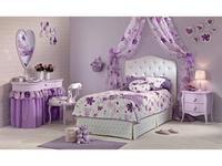 Piermaria: Diamonds: детская комната (сирень, ткань)