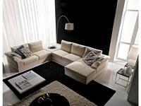 Formerin: Dendy: диван угловой многоместный (ткань)