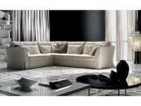 Formerin: Otello: диван угловой (ткань)