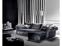 Formerin: Ramon Plus: диван угловой (ткань)