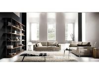 Formerin: Fellini: диван 3-х местный раскладной (ткань)