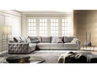 Formerin: Manfredi: диван угловой (ткань)