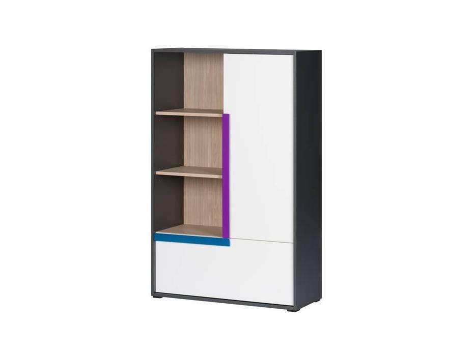Szynaka: IKAR: витрина  с 1 ящиком, с ручками U3+U4 (bicolore)