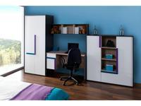5211779 детская комната современный стиль Szynaka: IKAR