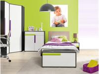 5211782 детская комната современный стиль Szynaka: IKAR