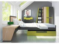 5226595 детская комната современный стиль Szynaka: Wow