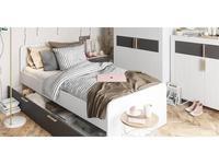 5240377 кровать односпальная Szynaka: Picolo
