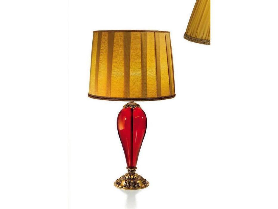 Stillux: Ampoulle: лампа настольная  (Foglia oro antica)