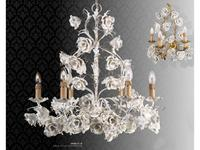 Stillux: Romantic: люстра подвесная  (Bianco-oro)