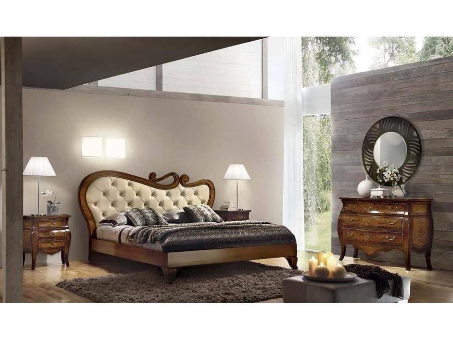 Vaccari: Las Vegas: спальная комната Desire (орех)