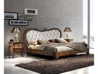 Vaccari: Las Vegas: кровать  180х200 Elegant (орех, радика)