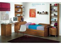 5211868 детская комната современный стиль MueblesPalacio: Cuko