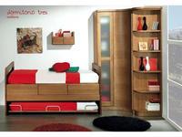 5211869 детская комната современный стиль MueblesPalacio: Cuko