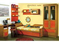 MueblesPalacio: Cuko: детская комната 9 (miel)