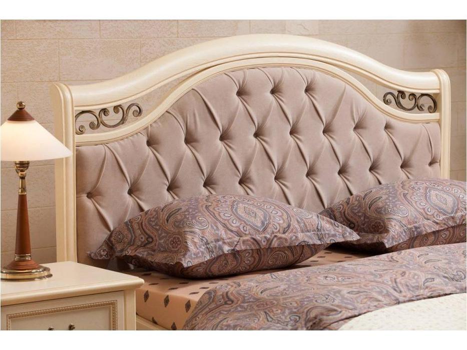 MG: Флоренция: кровать 180х200  (леванте)