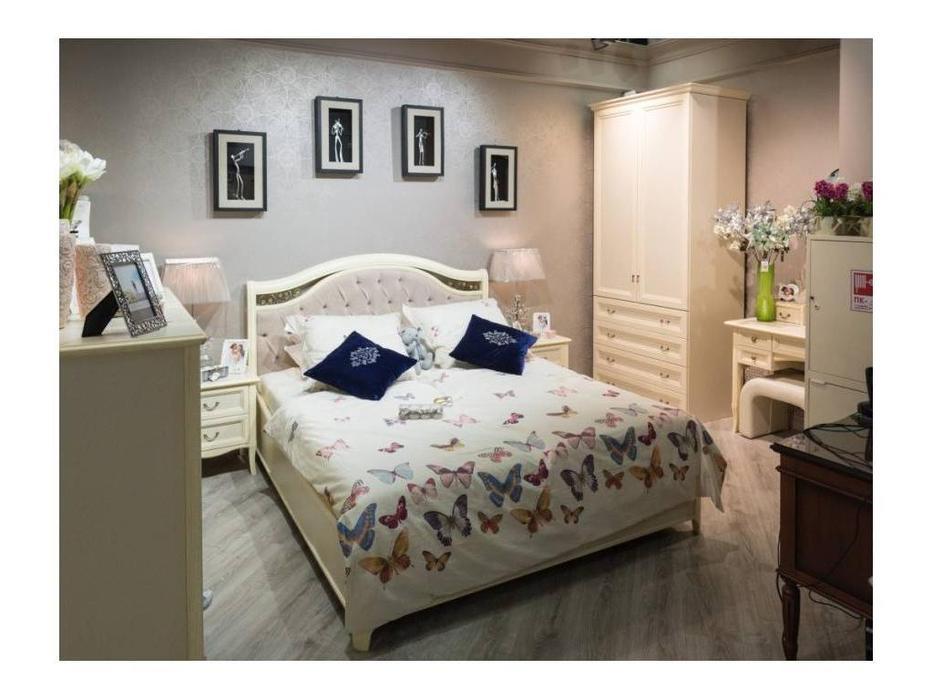 MG: Флоренция: кровать 160х200  (леванте)