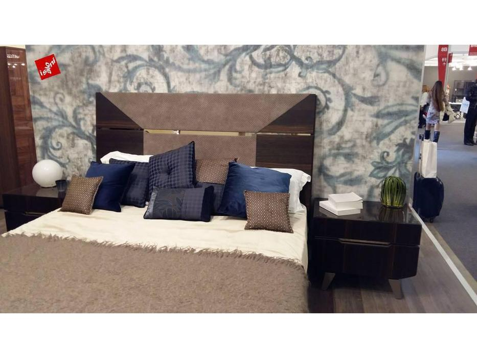 ALF: Accademia: кровать 160х200  (termocotto)
