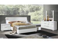 5113120 кровать двуспальная ALF: Asti