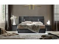 ALF: Montecarlo: кровать 160х200  (grey)